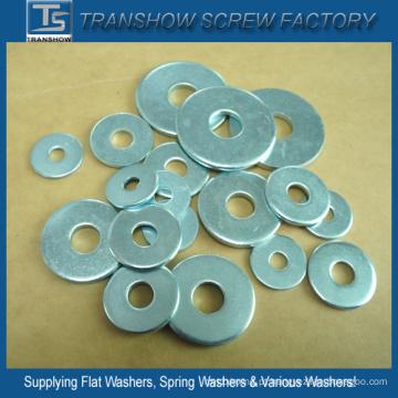 Arruelas de aço galvanizadas DIN125A DIN9021 DIN440 M6-M56