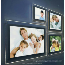 Custom Picture Frame Posters Advertising Display Led with Single Side Light Up