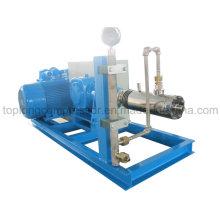 Pompe à liquide centrifuge cryogénique (Lp01)