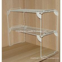 Powder Coated Closet Wire Shelf (LJ7005)
