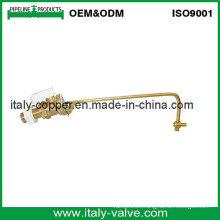 """Calidad Customerized 3/8 """"válvula de cobre amarillo del flotador sin la bola (AV5025)"""