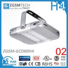 Lumière élevée de la baie 80W LED élevée avec le capteur de mouvement IP66