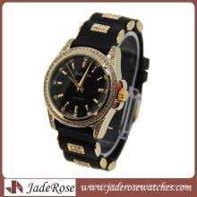 Einzigartige Promotional Sport Armbanduhr mit wasserdichtem Silikon