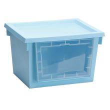 Crystal Window Creative Plastic Storage Box