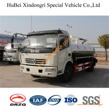 8cbm Dongfeng Camión Cisterna Euro4