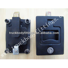 China Stainless steel recessed T latch