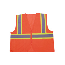 Breathable Mesh Reflective Safety Vest Class 2