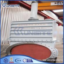 customized high pressure cast steel gate valve (USC10-016)