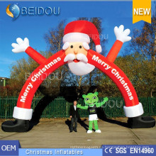 Adornos navideños Árbol inflable Árboles navideños decoraciones Arco navideño inflable