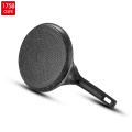 Home Kitchen 24cm Aluminium Round Shape Crepe pan