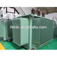 Three phase copper oil immersed transformer 20kv