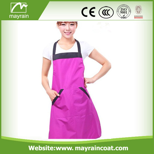 1 Ladies Apron with Logo