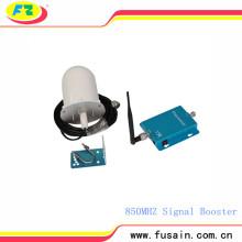 um impulsionador do sinal do telefone móvel do conjunto completo 850MHz 62dB 2g 3G
