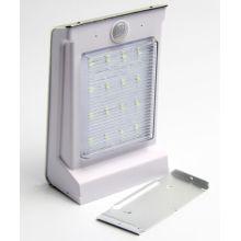 Luz de la lámpara de pared Solar Bawn LED Bawn