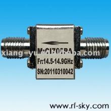 1.2 VSWR 7-18GHz SMA/N rf Coaxial VHF isolator