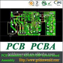 PCB Layout Design und PCBA Montage Elektronik PCBA Hersteller PCB Montagewerk