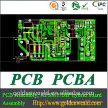 PCB layout design and PCBA Assembly Electronics PCBA Manufacturer PCB assembly plant