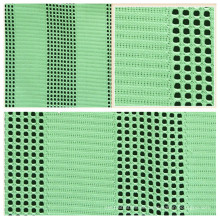 Hochwertiger Polyester strickt Ebene, um Polyester-Gewebe zu färben