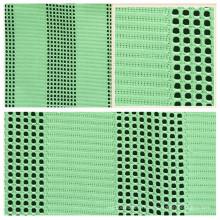 Polyester de haute qualité uni pour teindre le tissu de polyester