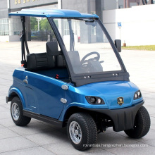 Road Travelling Low Speed EEC Electric Car (DG-LSV2)