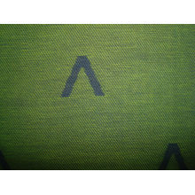 Cotton Heather Yarn Dyed Jacquard Fabric