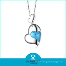 Heart Shape Wholesale Charm Jewelry Necklace (N-0181)