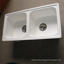 Stylish luxury chemical resistant high temperature resistant unique modern kitchen sinks