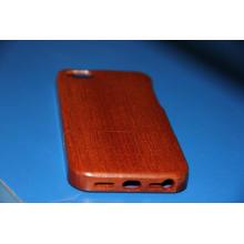 Couverture en bois chaude d'OEM / ODM de vente pour le téléphone de Samsung Samsung S4d Moble