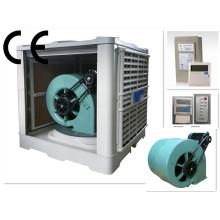 Climatizador Evaporative De, Воздушный охладитель, Природный воздушный охладитель, Испарительное охлаждение