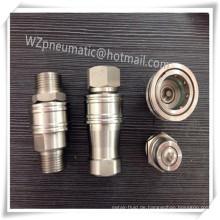 Edelstahl 20p1a / 20s2a Pneumatische Armaturen