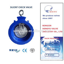 stainless steel /cast iron flapper type check valve