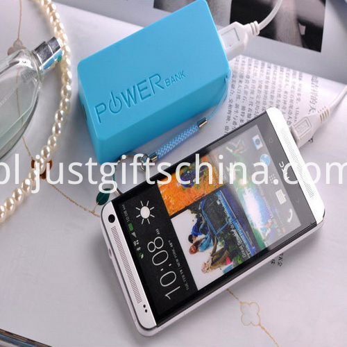 Promotional Keychain Power Bank 5200mAh_4