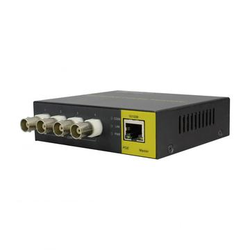Konwerter Ethernet Over Coax 4 BNC