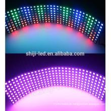 O rgb endereçado smd5050 do pixel de 8 * 32cm SK6812 conduziu a luz de painel