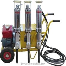 hot sale Quarry Stone Cutting Machine concrete stone splitter machine