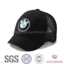 Short Brim Promotional Cap with BMW Embroidery