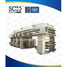 Folha de PVDC / PVC / alumínio / Pel / máquina de laminação de papel