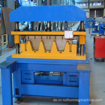 Floor Deck Profil Roll Formmaschine