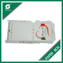 Caja de pizza de colores personalizados de fábrica en Shanghai