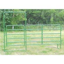 Round Tube Metal Farm Fencing