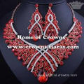 Cheap High Quality Diamond Necklace Sets
