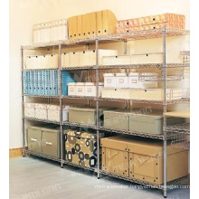 Metal Storage Shelving Racking (HD184872A5C)