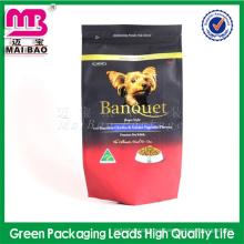 precio favorable para bolsas de plástico personalizadas para alimentos de cachorros