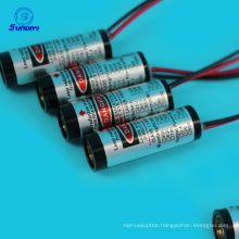 650nm 10mw 9*23mm Red Dot Laser Module with class 1