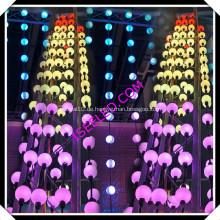 Digital-LED-Kugel-Pixel RGB farbenreich
