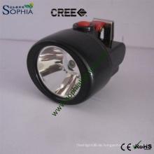 3W CREE LED Kopf Licht Kopf Taschenlampe Schutzhelm Cap Lampe