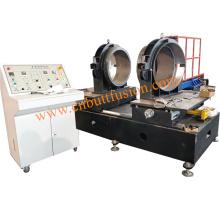 Máquina de soldadura de fabricación de accesorios de polietileno