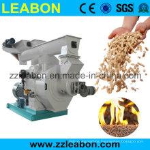 China Supplier Ring Die Wood Pelletizer Wood Granulator