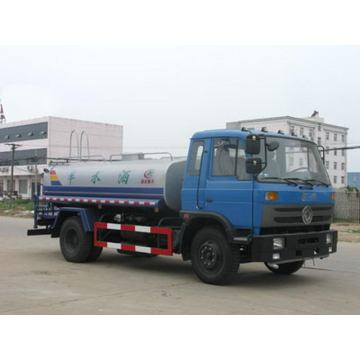 Dongfeng 10000Litres Water Bowser camión cisterna