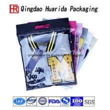 Bolsas de ropa de embalaje de plástico laminado